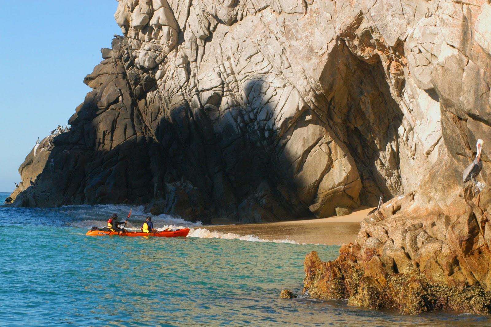 kayaking in los cabos