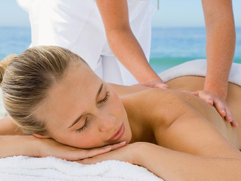 Beach Massage & Spa Treatment in Los Cabo