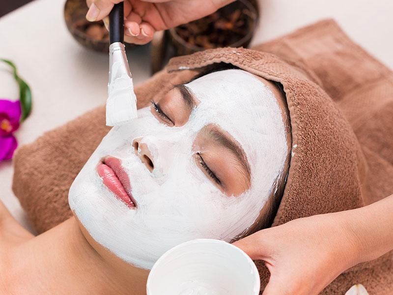 Facial Spa Treatment
