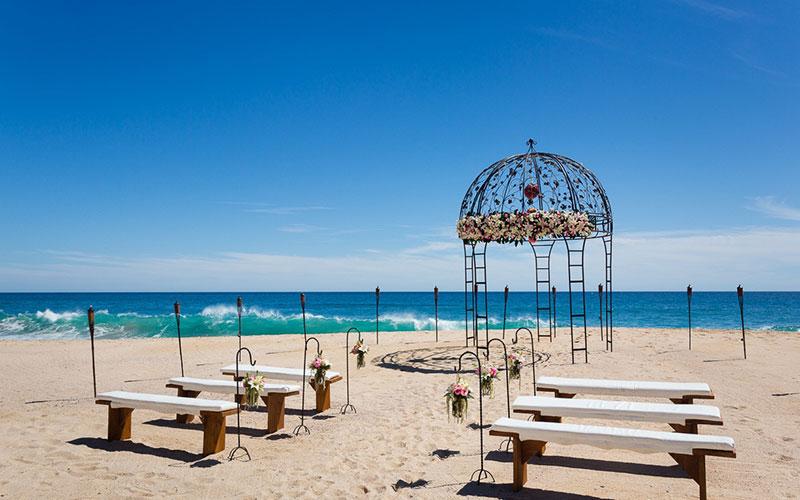 Destination Beach Wedding Services